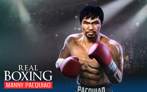 Real boxing Manny Pacquiao capture d'écran 1