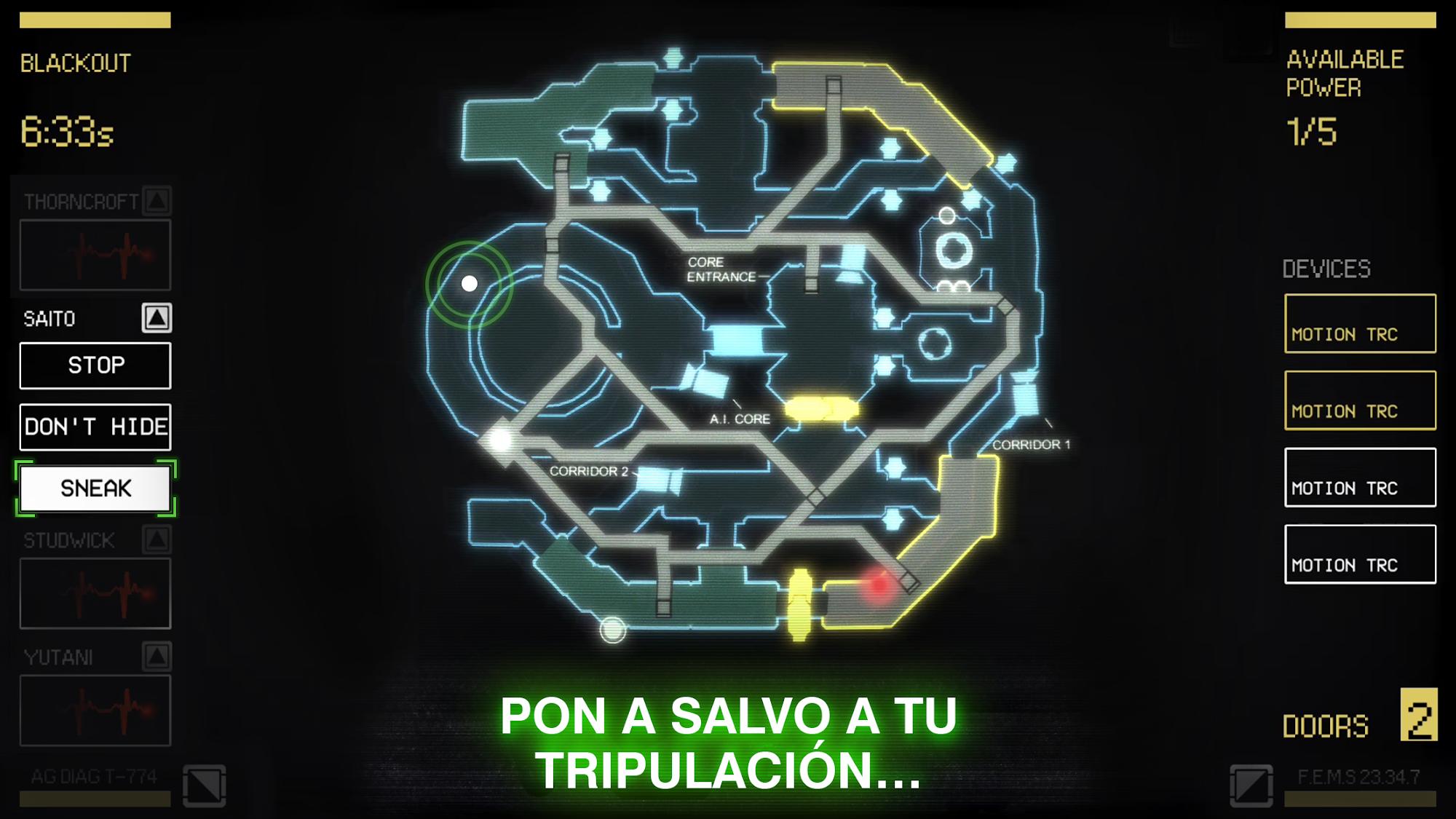 Alien: Blackout para Android