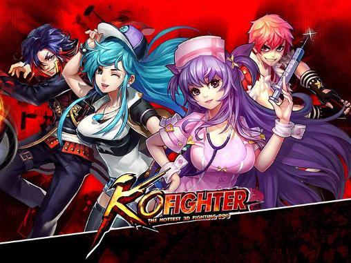 KO fighter: The hottest 3D fighting RPG Symbol