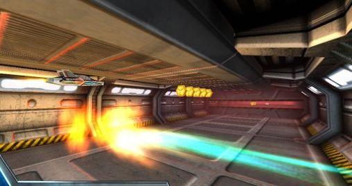 Razor Run: 3D space shooter für Android