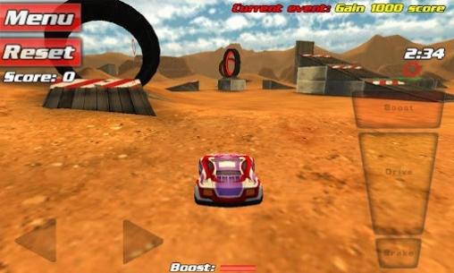 Crash Fahrt 3D auf Deutsch