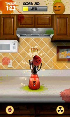 Annoying Orange. Kitchen Carnage pour Android