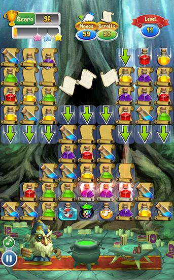 Magic blender скриншот 1