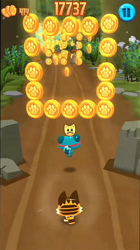 Dash tag: Fun endless runner! para Android