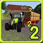 Tractor simulator 3D: Hay 2 ícone