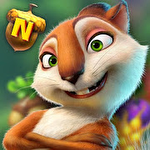 The nut job: Puzzle 3 match icon