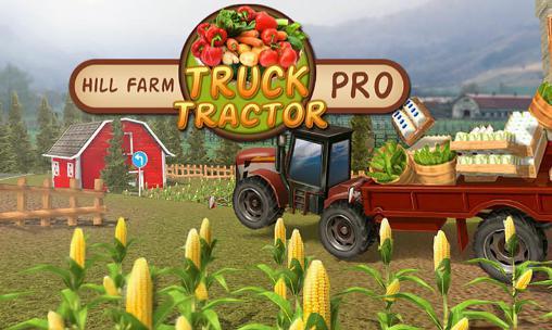 скріншот Hill farm truck tractor pro