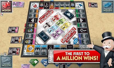 Multiplayer games MONOPOLY Millionaire for smartphone