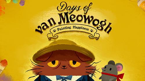 логотип Дни ван Мяувога