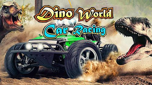 Dino world car racing Symbol