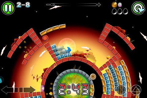 iPhone用ゲーム ウルプ! のスクリーンショット
