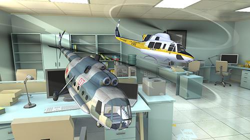 Helicopter RC flying simulator auf Deutsch