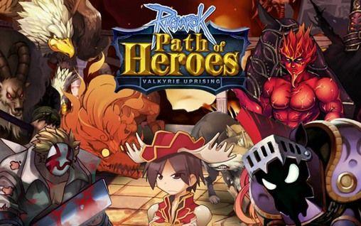 Ragnarok online: Path of heroes Screenshot
