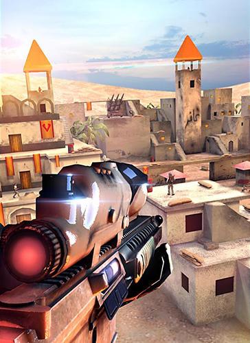 US army sniper assassin war скріншот 1