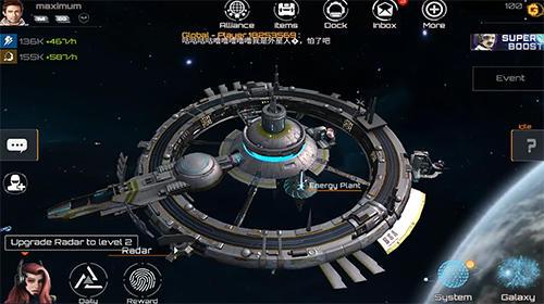 Nova empire для Android