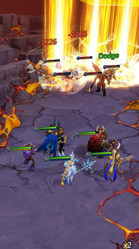 Clash of mythos para Android