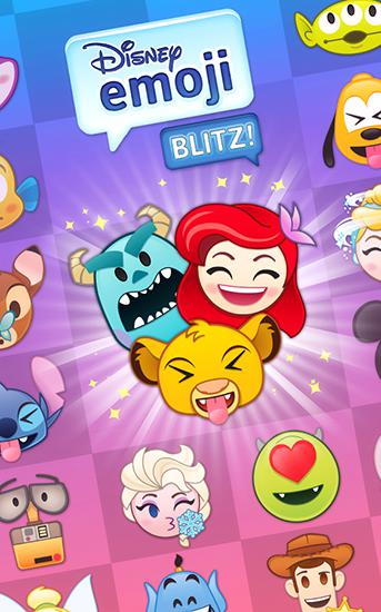 Disney emoji blitz! captura de tela 1