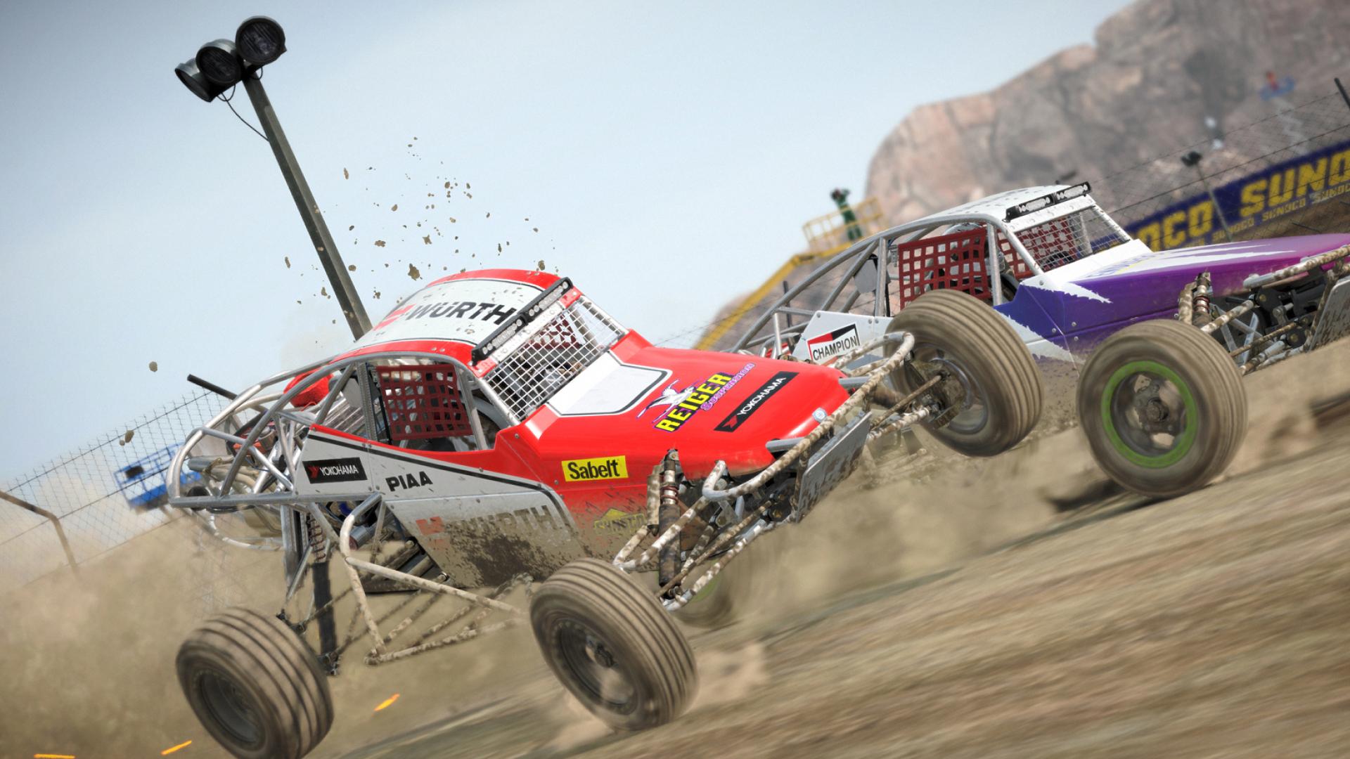 free Buggy Racing games