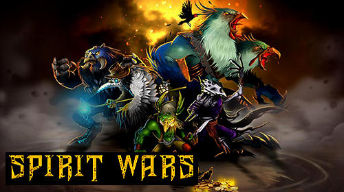 Spirit wars: Online turn-based RPG ícone