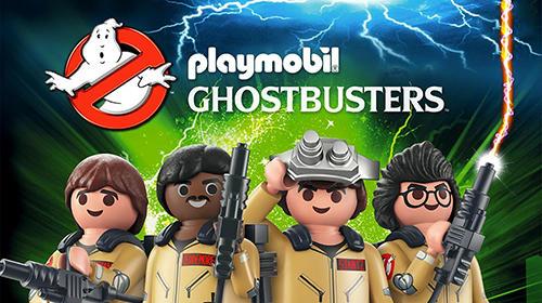 logo Playmobil Ghostbusters