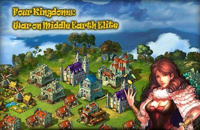 logo Vier Königreiche: Krieg auf Mittelerde