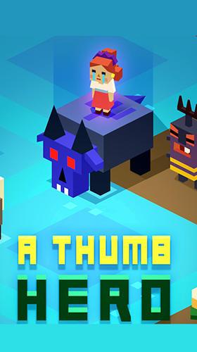 A thumb hero Screenshot