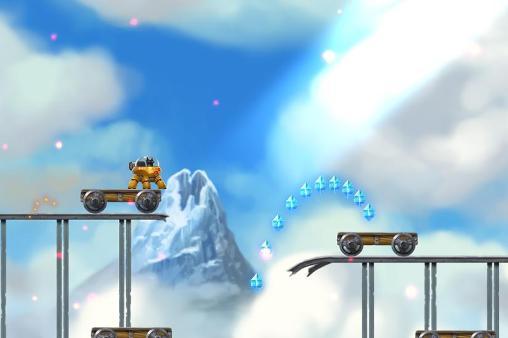 Screenshot Wondercat Abenteuer auf dem iPhone