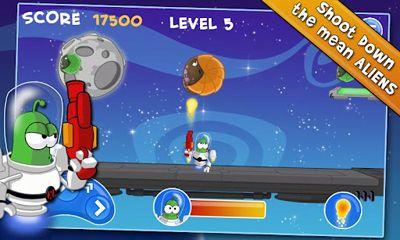 Bert In Space Screenshot