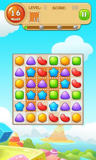 Candy blaster for Android