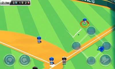 Baseball Superstars 2013 captura de pantalla 1