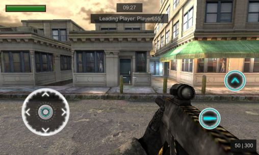 Masked shooters für Android