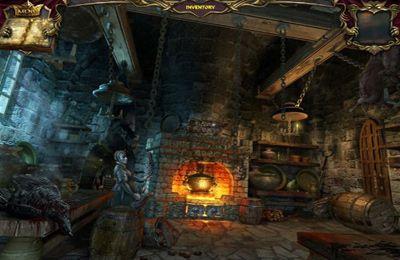 Screenshot Echo der Vergangenheit: Königliches Steinhaus auf dem iPhone