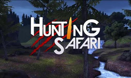 Hunting safari 3D Screenshot