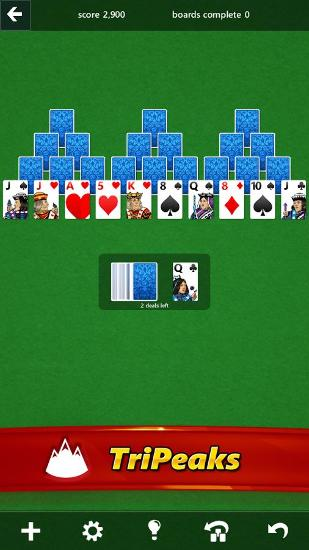 Microsoft solitaire collection capturas de pantalla
