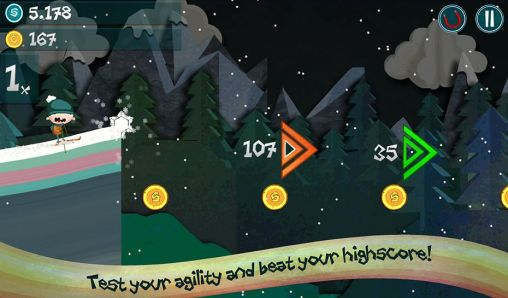 Jimmy's snow runner for Android