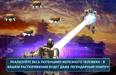 Screenshot Iron Man 3 - Das offizielle Spiel auf dem iPhone
