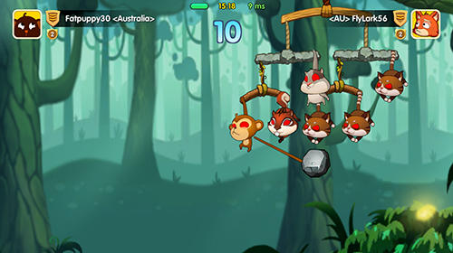 Critter clash screenshot 1