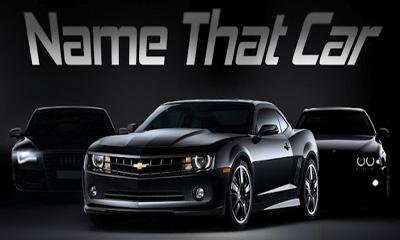 Name That Car Screenshot