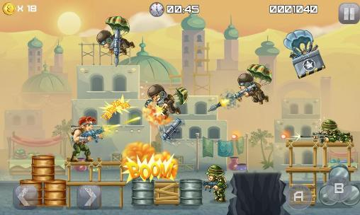Metal soldiers for Android