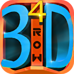 4 in A 3D Row icono