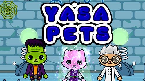 Yasa pets Halloween screenshot 1