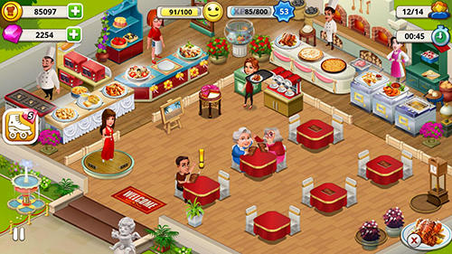 Cafe tycoon for Android
