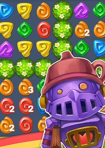 3 Gewinnt-Spiele Wicked OZ puzzle auf Deutsch