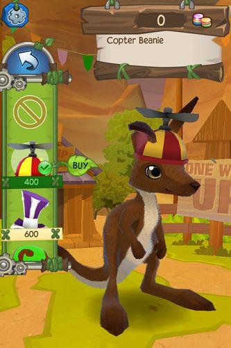 Animal Jam: Springendes Känguru für iPhone