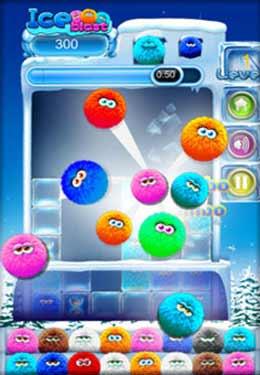Arcade-Spiele: Lade Eisexplosion auf dein Handy herunter