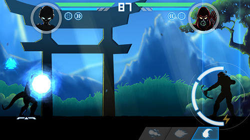 Shadow battle для Android