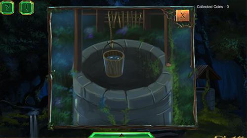 Abenteuer-Spiele The shadow of devilwood: Escape mystery für das Smartphone