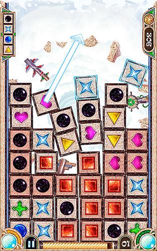 Arcade-Spiele Toss and shuffle für das Smartphone