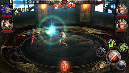 Lady knights для Android