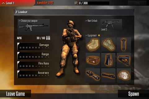 Multiplayer: Lade Tage des Kriegs: Premium auf dein Handy herunter